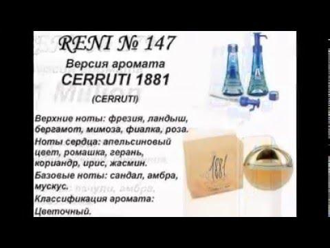 наливная парфюмерия Vivalove