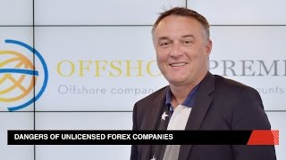 Форекс-компании без лицензий