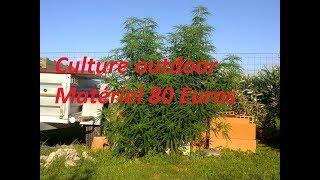 Matériel Culture Outdoor Extérieur 80 euros petit Budjet