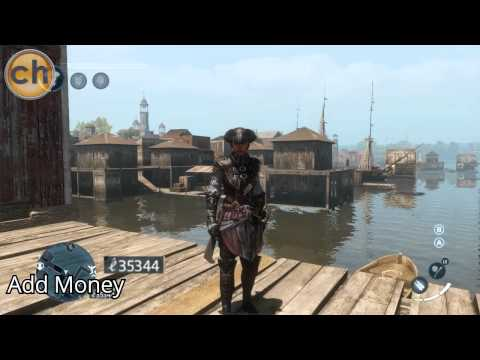 Assassin's Creed III  Liberation HD Trainer and Cheats