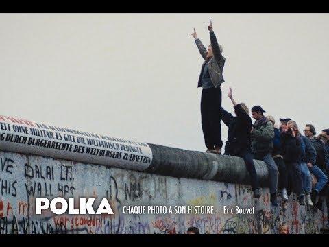 La chute du Mur de Berlin, racontée par Eric Bouvet