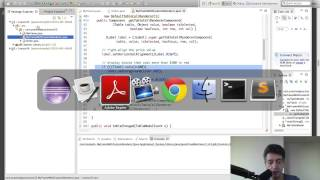 Intro to Java.Unit 13. JTable. Annotations. Reflection (in Russian)