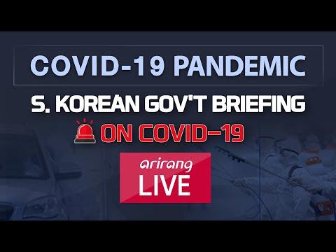 [LIVE] 🔊 S. KOREAN GOV'T BRIEFING ON COVID-19 | 70TH ANNIVERSARY OF THE KOREAN WAR