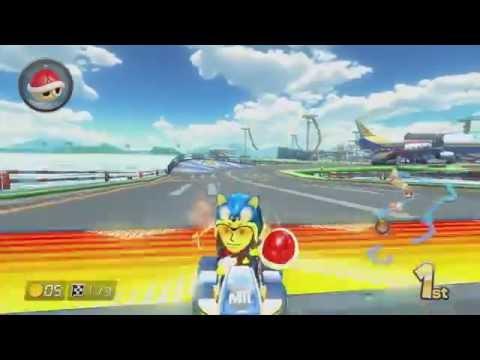 Mario Kart 8 - Can You Feel The Sunshine Airport? (Read Description)