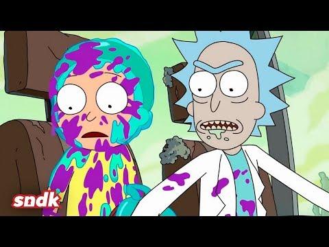 Видео: Рик и Морти: 4 сезон. Трейлер | Сыендук