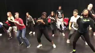 Paper Mill Playhouse 2018 ArtsFest – Broadway Dance Workshop