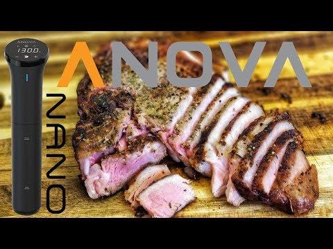 Sous Vide Pork Chop | Anova Nano | Sous Vide Recipe