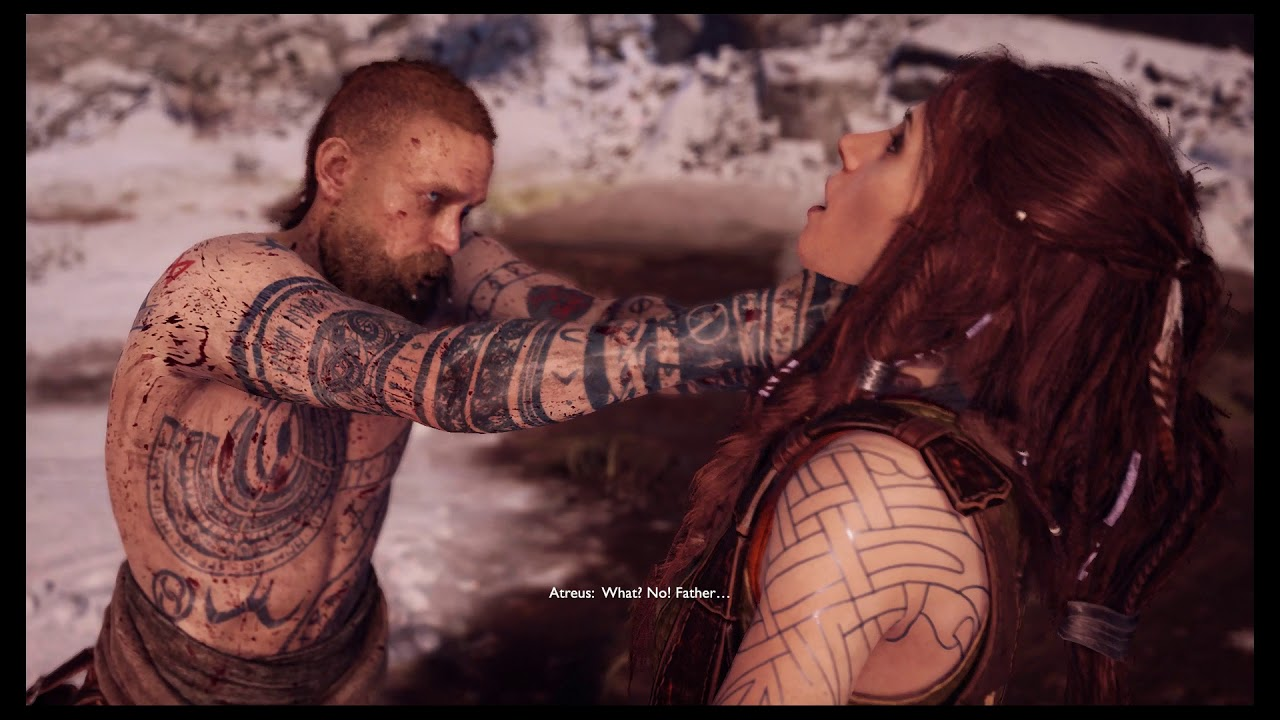 "God of War - Jotunheim In Reach: Kratos Kills Baldur ""Cycle Ends ..."