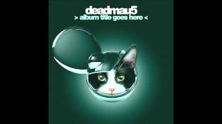 Deadmau5 October Cover Art