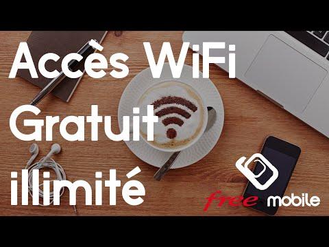 Avoir de la WiFi gratuit & illimité dans la rue ! | Abonnés Free Mobile