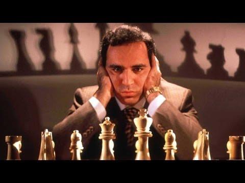 Garry Kasparov's Most Insane 😵 Rook Sacrifice Ever! (By: FM Will Stewart)