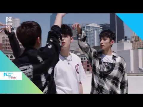 [#KCON17LA] Artist Reveal - Seventeen