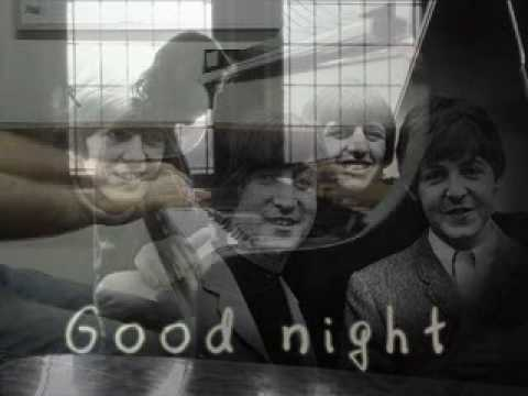 The beatles good night
