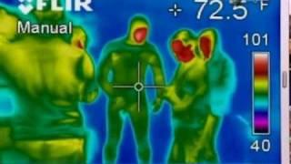 Как обмануть тепловой датчик движения. Часть 1.(, 2010-07-25T23:14:09.000Z)