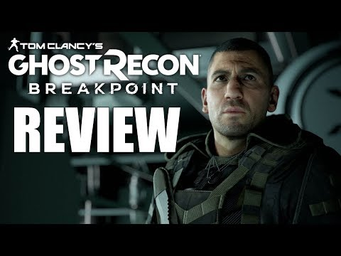 Ghost Recon Breakpoint Review - One of the Biggest Disappointments of 2019