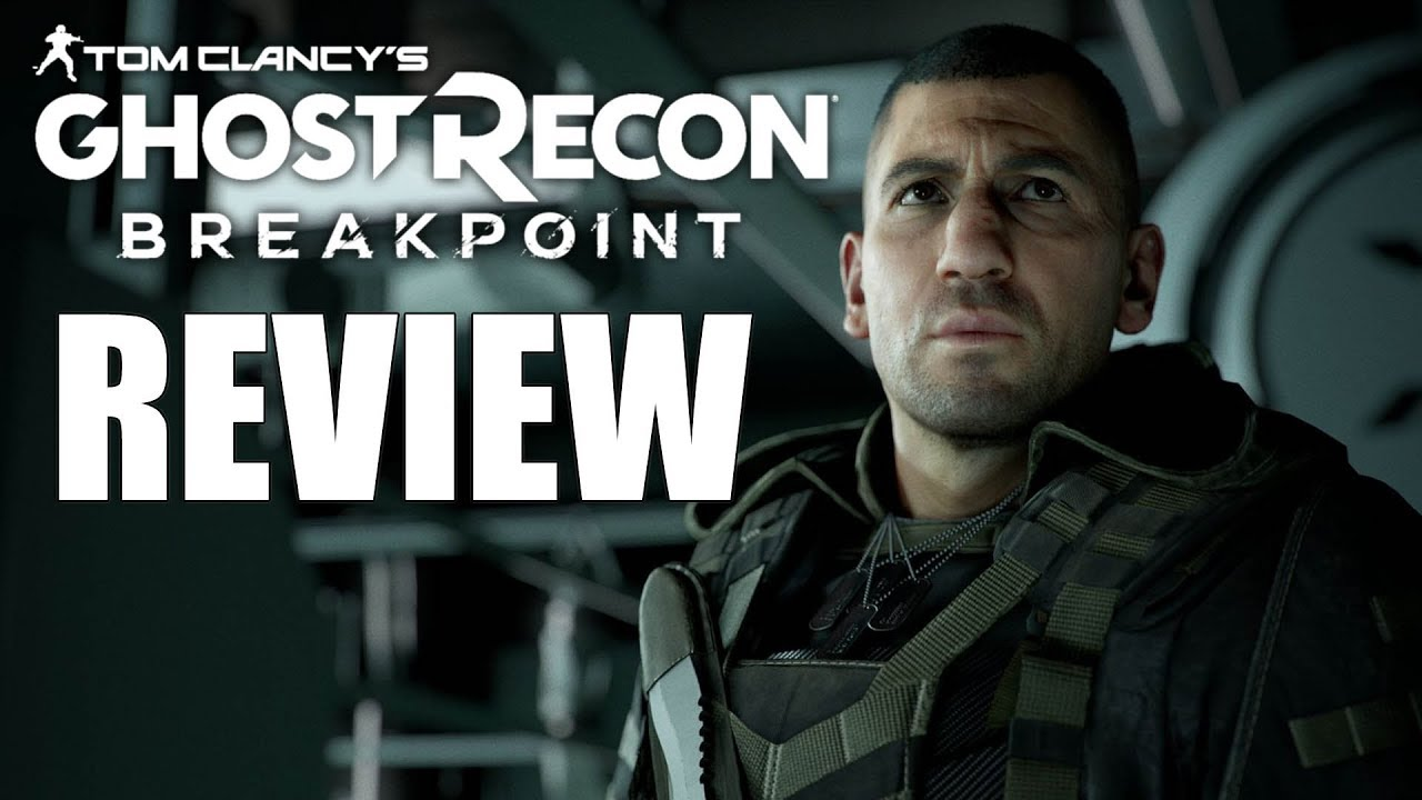 Ghost Recon Breakpoint Review - One of the Biggest Disappointments of 2019 (Video Game Video Review)