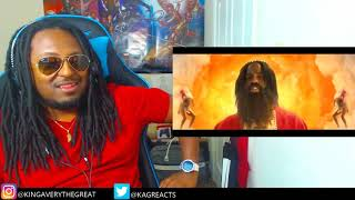 REACTING to Travis Scott - STOP TRYING TO BE GOD REACTION!!!