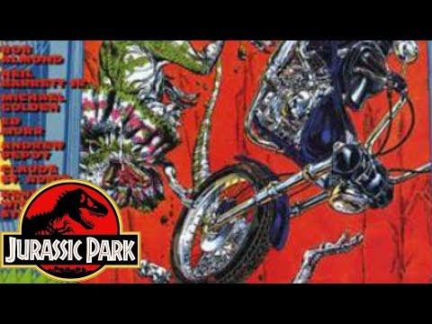 Dinosaurs in Costa Rica! - Jurassic Park Annual Comic - Part 1