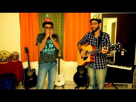 Medley on Mouthorgan and Guitar for kids, ft. Swapnil and Naval.