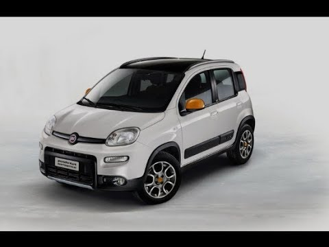 new look 2019 fiat panda release date youtube. Black Bedroom Furniture Sets. Home Design Ideas