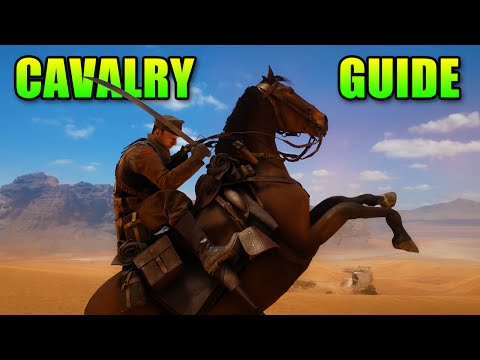 Battlefield 1 Elite Cavalry Guide | Horse Tips & Tricks