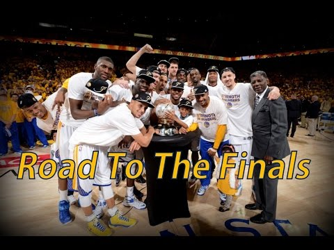 Golden State Warriors - Road To The NBA Finals 2015 (Finals Promo) ᴴᴰ - YouTube