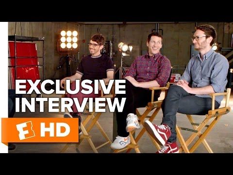 My First Time with Akiva Schaffer, Andy Samberg & Jorma Taccone HD