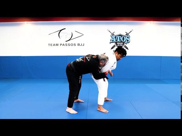 BASIC JIU JITSU SELF-DEFENSE : FROM STANDING - HEADLOCK DEFENSE
