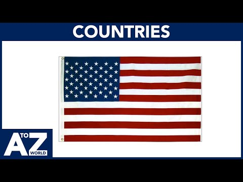 A To Z Of Countries | ABC Of Countries Starting From A To Z