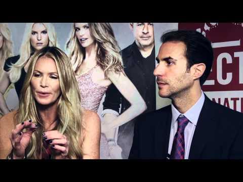 Elle Macpherson and Ben Silverman on Fashion Star  MIPTV 2012