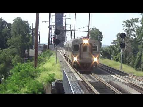 Pennsauken Train Watching 8/24/18