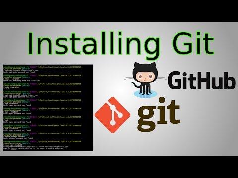 How to Download / Install Git & GitHub Desktop (Git Beginner Tutorial, first commit)