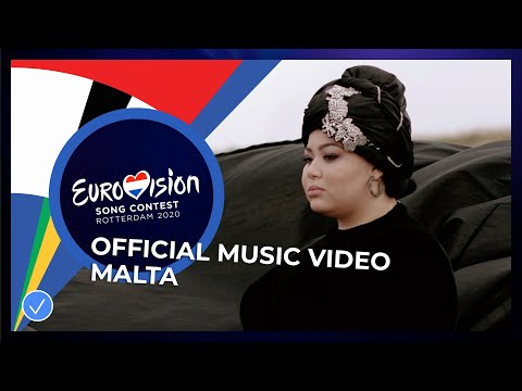 Destiny - All Of My Love - Malta 🇲🇹 - Official Music Video - Eurovision 2020