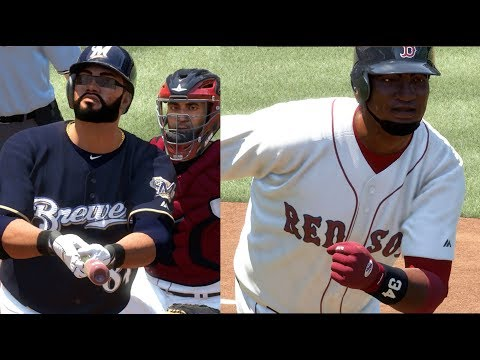 Can David Ortiz Hit A Inside The Park Home Run Before Prince Fielder? MLB The Show 17 Challenge