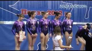 Чемпионат России по спортивной гимнастике