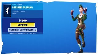 * NEW DANCE * SHOP OF ITEMS FORTNITE-TODAY'S STORE AUGUST 28TH,2019 (LLAMA PASS)