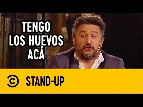 Cagáte En La Educación Y En La Justicia | Pablo Fábregas | Stand Up | Comedy Central Argentina