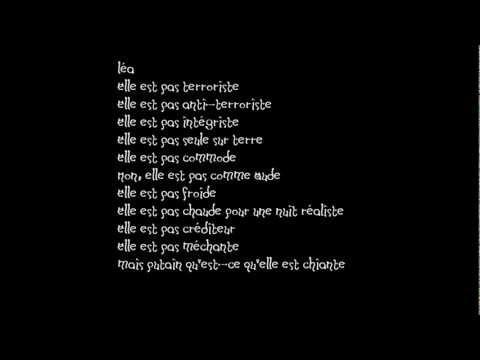 LéaLouise Attaque Parole