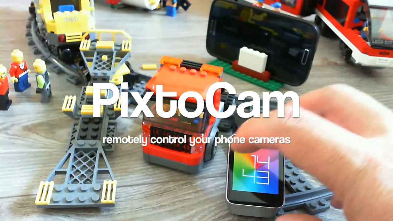 Use your smartwatch as a camera remote for your phone