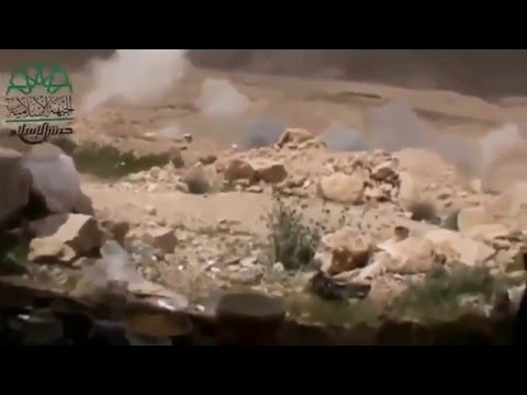 IRGC Persian wiping out Daesh
