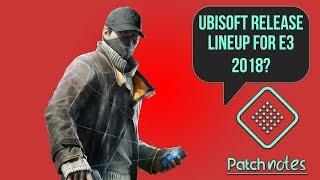 Fortnite Playground Mode, Ubisoft Reveal E3 Lineup | Patch Notes I