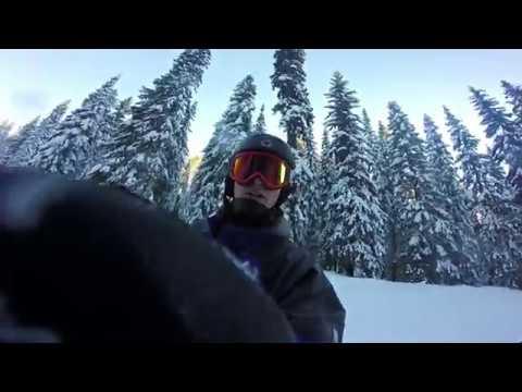 freestyle snowboarding, rails