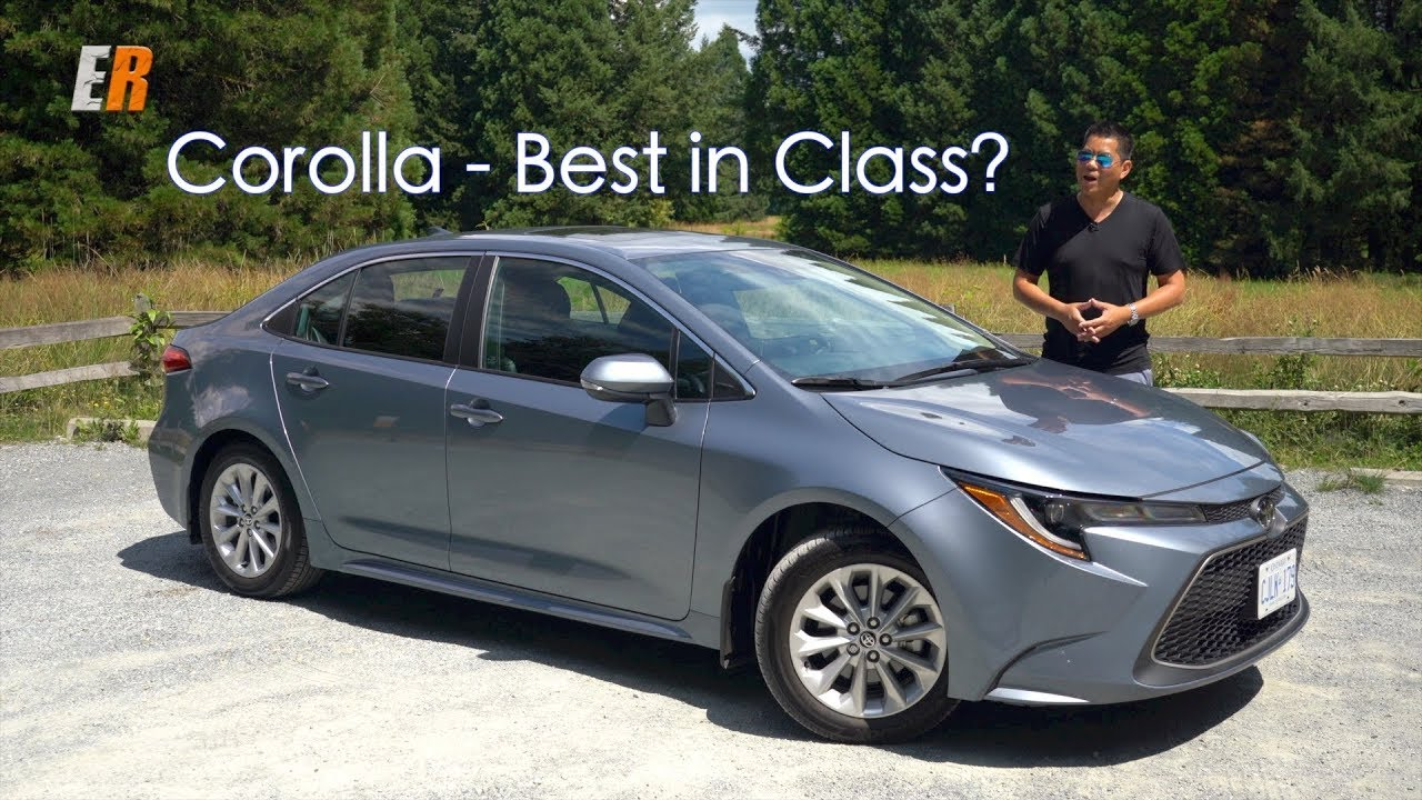 2020 Toyota Corolla Xle Xse Review The World S Best Selling Car Youtube