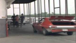 1972 Ford Gran Torino Sport In Action