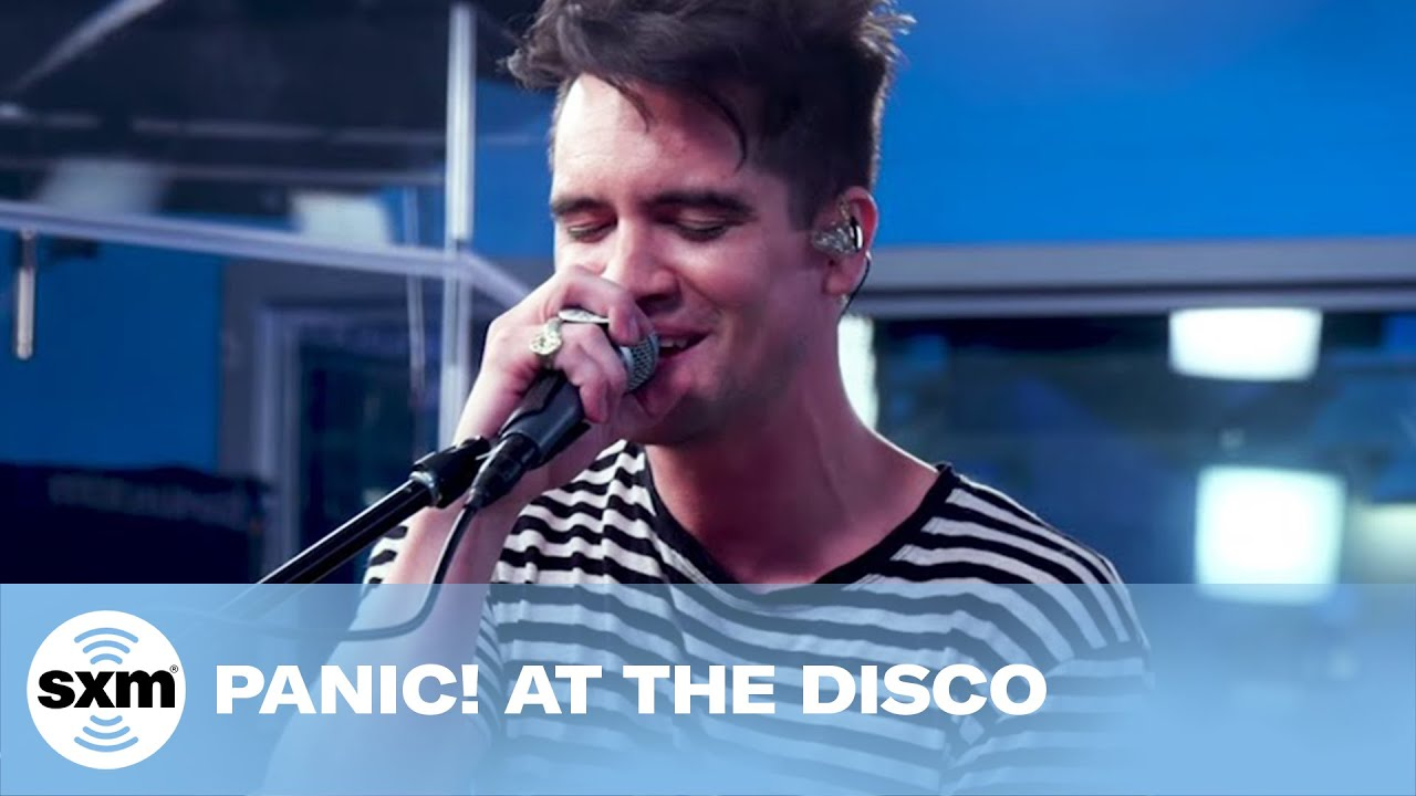 Panic! At The Disco - High Hopes [Live @ SiriusXM] image