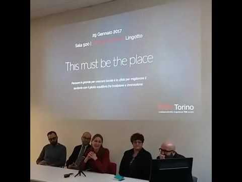 Presentazione Tedx Torino 2017