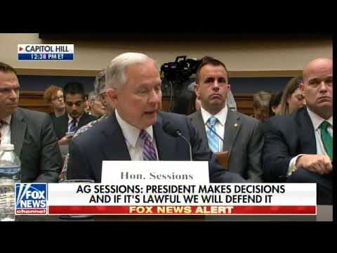 Rep. Trey Gowdy to AG Jeff Sessions: Congress Will Investigate a Politicized DOJ
