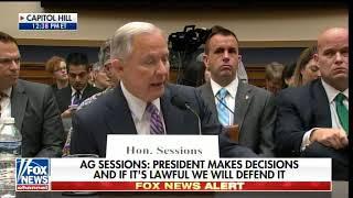 Rep. Trey Gowdy to AG Jeff Sessions: Congress Will Investigate a Politicized DOJ Free HD Video