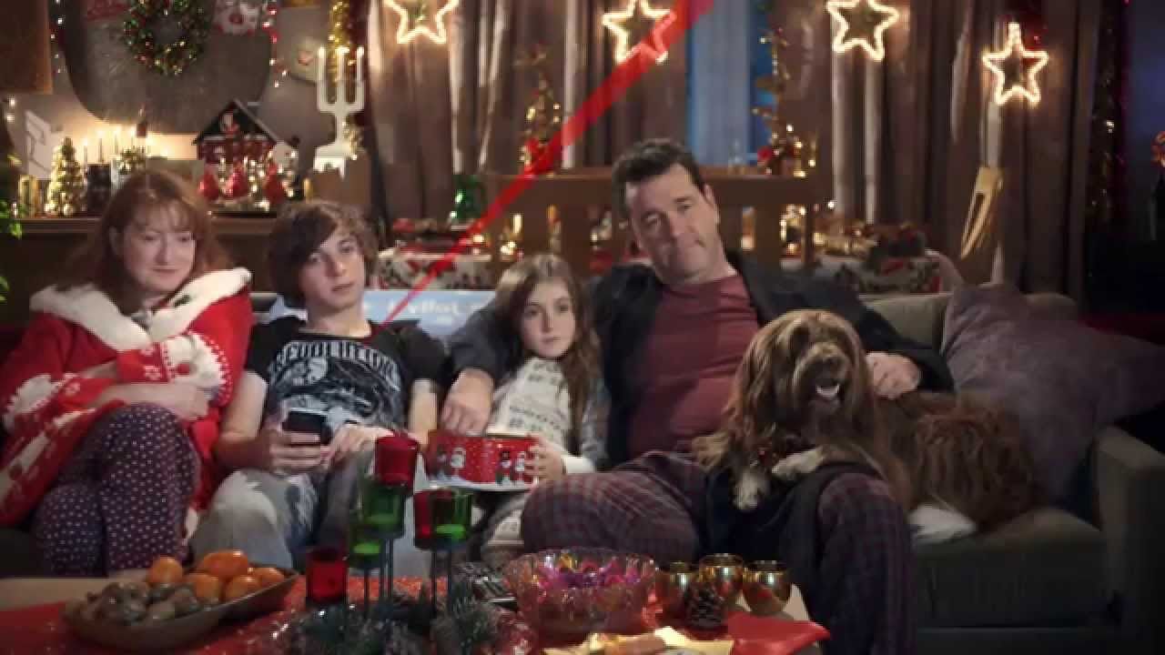 Image result for christmas telly family