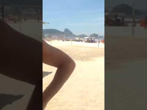 Verão e férias chegando: até requentaram o vídeo do Roney Nemer na praia nas redes sociais